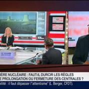 Pierre-Franck Chevet, président de l'Autorité de sûreté nucléaire, dans Le Grand Journal 3/4