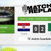 Croatie - Mexique : Le Match Replay avec le son RMC Sport !