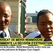 Selon son avocat, Nemmouche veut se pourvoir en cassation contre son extradition