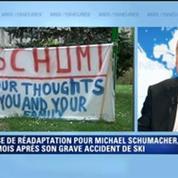 Ducardonnet sur Schumacher: On va pouvoir faire un bilan complet neurologique