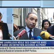 Anna Cabanaet David Revault d'Allonnes: Le face à face de Ruth Elkrief