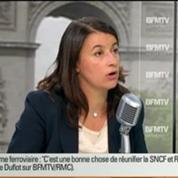 Duflot sur Valls :