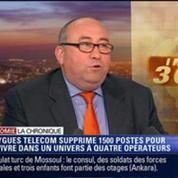 L'Éco du soir: Bouygues Telecom va se séparer de 17 % de ses effectifs