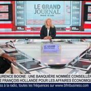 E. Lechypre: Les avantages de la nomination de Laurence Boone au poste de secrétaire général adjointe de l'Élysée