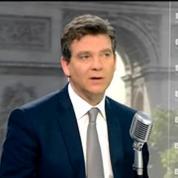 Montebourg reste vague sur l'affaire de BNP Paribas et des Etats-Unis