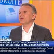 Direct de Droite: Depuis que Manuel Valls est là, il a économisé zéro euro mais il a déjà dépensé plusieurs milliards