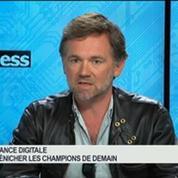 France Digitale: comment dénicher les champions de demain ?: Olivier Mathiot et Jean Bourcereau, dans 01Business 3/4