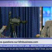 Une alliance Iran-États-Unis: révolution géopolitique ?, dans Les Décodeurs de l'éco – 2/5