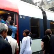 Grève de la SNCF: des conditions éprouvantes pour les usagers du RER B