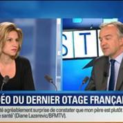 BFM Story: L'espoir de la fille de Serge Lazarevic, dernier otage français au Mali –