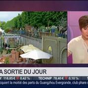 La sortie du jour: Jardins, jardin aux Tuileries, dans Paris est à vous –