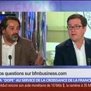 La dope au service de la croissance de la France ?, dans Les Décodeurs de l'éco – 4/5