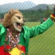 Mondial 2014: la mascotte de l'équipe camerounaise ira jusqu'au Brésil