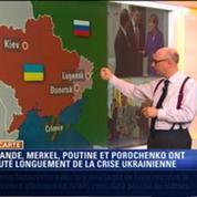 Harold à la carte: Crise en Ukraine: Qui se bat contre qui ?