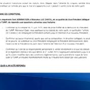 Le triumvirat Juppé-Fillon-Raffarin ne fait pas l'unanimité chez les militants UMP
