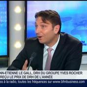 Yann-Etienne Le Gall reçoit le prix de DRH de l'année, Yann-Etienne Le Gall, dans GMB –