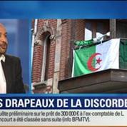 BFM Story: Nice: L'arrêté interdisant l'utilisation ostentatoire de drapeaux étrangers fait polémique