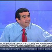 Deinove: signature de deux contrats de R&D avec Suez Environnement et Abengoa, Emmanuel Petiot, dans GMB