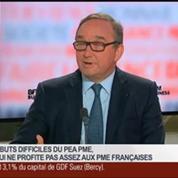 E. Lechypre: Le PEA-PME favorise les PME étrangères