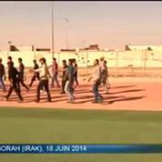 Irak: des chiites assistent l'armée pour combattre le groupe terroriste EIIL