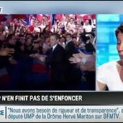 RMC Politique : Crise UMP : Les révélations ne vont pas s'arrêter –