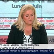 Philippe Vannier, président directeur général de Bull, dans Le Grand Journal 2/4