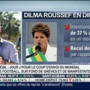 Focus sur la situation économique et politique au Brésil: Benaouda Abdeddaïm et François-Xavier Ménage, dans Intégrale Bourse –