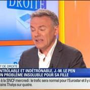 Direct de Droite: La nouvelle sortie de Jean-Marie Le Pen fragilise l'entreprise de dédiabolisation du FN mise en oeuvre par sa fille