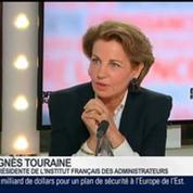 Agnès Touraine, présidente de l'Institut Français des Administrateurs, dans Le Grand Journal 3/4