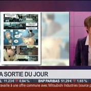 La sortie du jour: Xavier Dorison, dans Paris est à vous –