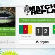 Cameroun - Brésil : Le match Replay avec le son RMC Sport !