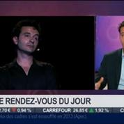 La sortie du jour: Olivier Giraud, humoriste au théâtre des nouveautés, dans Paris est à vous –