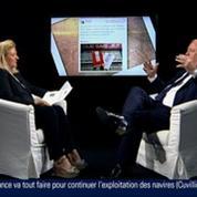 Denis Kessler, président directeur général de Scor, dans Qui-êtes vous? 3/4