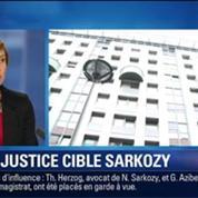 BFM Story: Affaire des écoutes: L'avocat de Nicolas Sarkozy et le magistrat Gilbert Azibert ont été placés en garde à vue