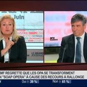 Gérard Rameix, président de l'Autorité des Marchés Financiers, dans Le Grand Journal – 4/4
