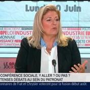 Jean-Hervé Lorenzi, président du Cercle des économistes organisateur des rencontres économiques d'Aix en Provence, dans Le Grand Journal – 3/4