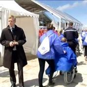 D-Day: mobilisation pour le transport des 1.800 vétérans prévus