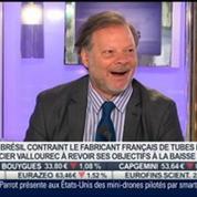 Philippe Béchade VS Anne-Laure Frischlander: CAC 40: vers une consolidation des marchés ou justse une petite baisse technique?, dans Intégrale Placements – 1/2