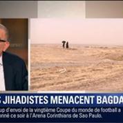 Le Soir BFM: Irak: la communauté internationale doit assumer ses responsabilités, Khattar Abou Diab 7/7