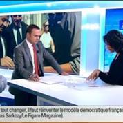 Politique Première: Arnaud Montebourg a programmé sa démission