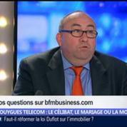 Bouygues Telecom: le célibat, le mariage ou la mort ?, dans Les Décodeurs de l'éco 2/5