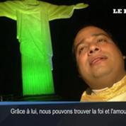 Coupe du Monde : Le Christ Corcovado s'illumine aux couleurs des pays participants au Mondial