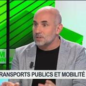 Transports publics et mobilité: Jean-Pierre Farandou, Pierre Serne et Pierre Lahutte, dans Green Business 2/4
