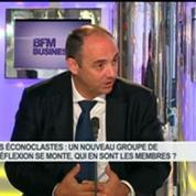 La minute d'Olivier Delamarche: Pourquoi la création d'un groupe avec O. Berruyer et P. Sabatier ?