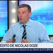 Nicolas Doze: Les intermittents: Combien cela coûte au régime d'assurance-chômage?