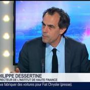Les investissements actuels de l'Europe sont déjà en train de tracer la puissance de demain, Philippe Dessertine, dans GMB –