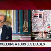 Couleurs à tous les étages, dans Goûts de luxe Paris 5/8