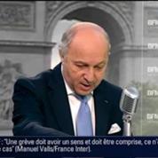 Laurent Fabius : l'EIIL, est encore plus cruel qu'Al Qaida