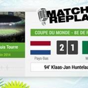 Pays-Bas - Mexique : Le Match Replay avec le son RMC Sport !