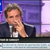 RMC Politique : Retour politique de Nicolas Sarkozy –